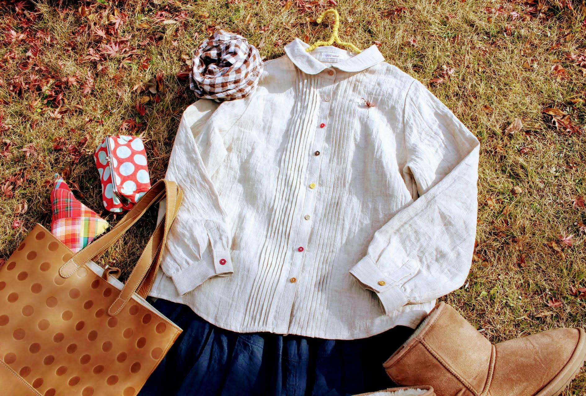 komofの服袋 第3弾 服袋18900円の中みご紹介します。