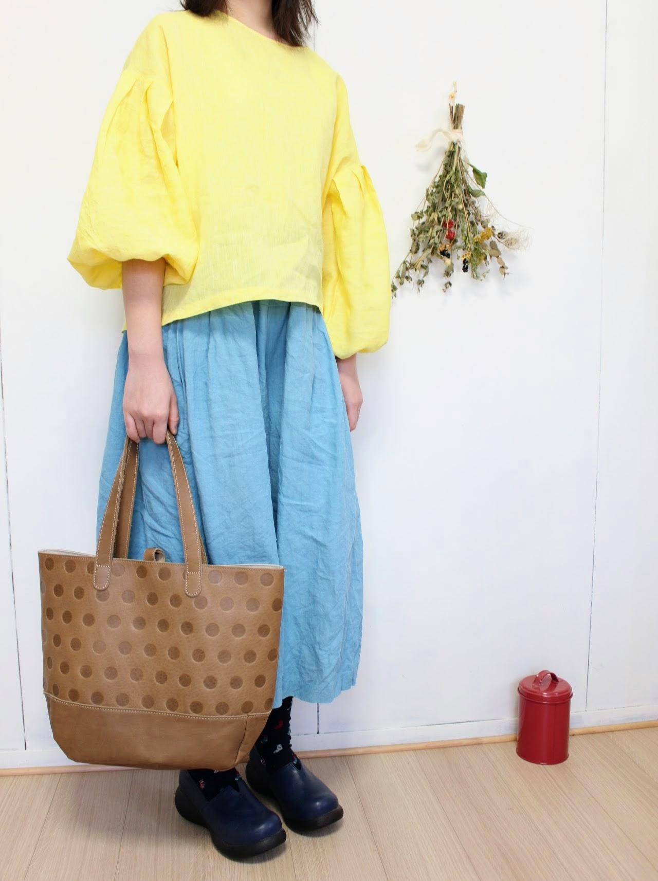 夏のお洋服販売は、8月31日まで。ターコイズキュロット追加しました。