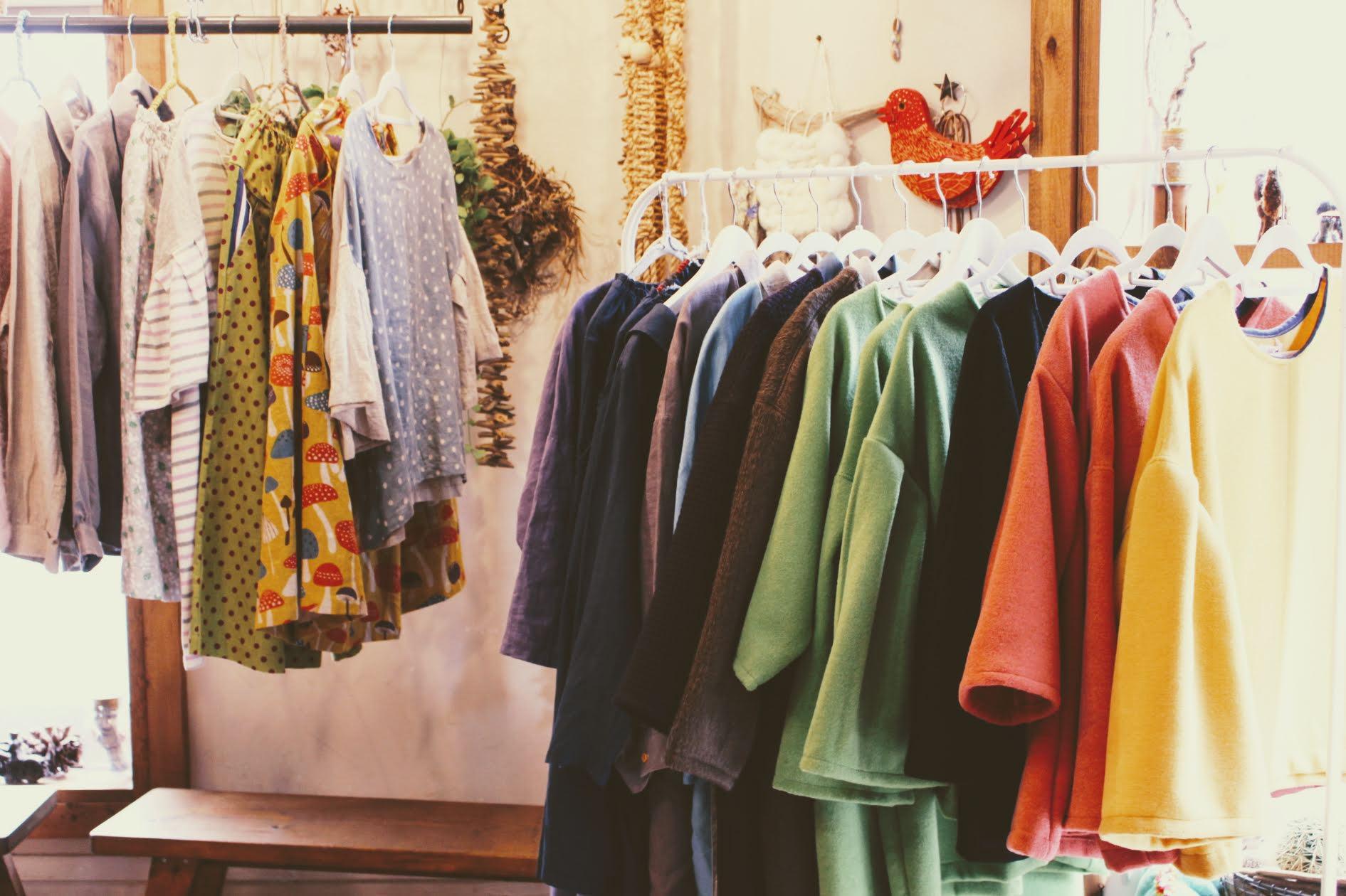 2日間の服袋イベントありがとうございました。次のイベントは、葉っぱ小屋さん7周年イベントです。
