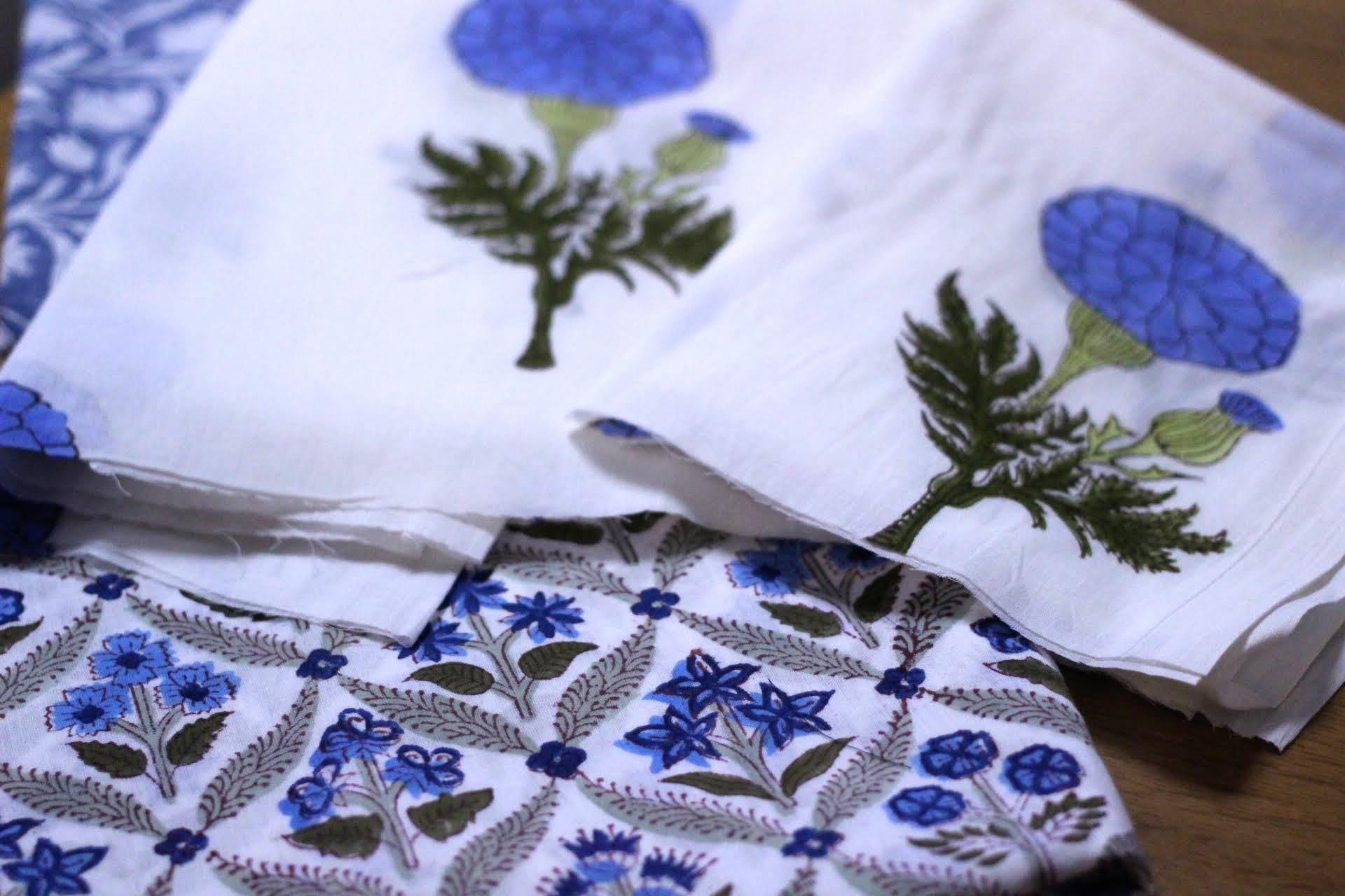 私が感じてるインド綿の良さってなんだろう?