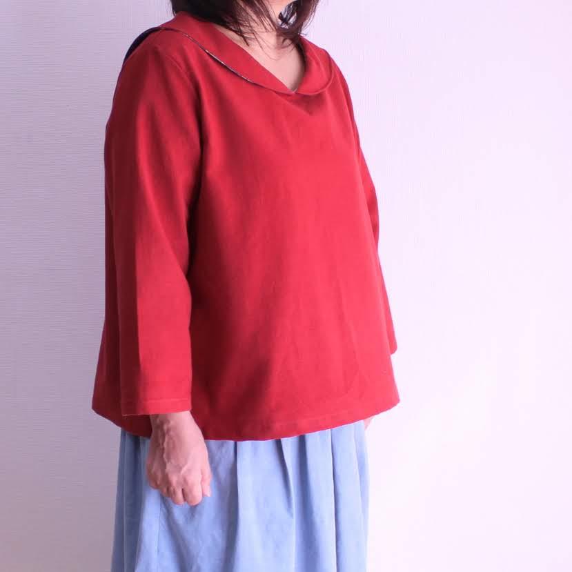 セーターのチクチクが苦手。しかもお家でお洗濯できるお洋服探しています。