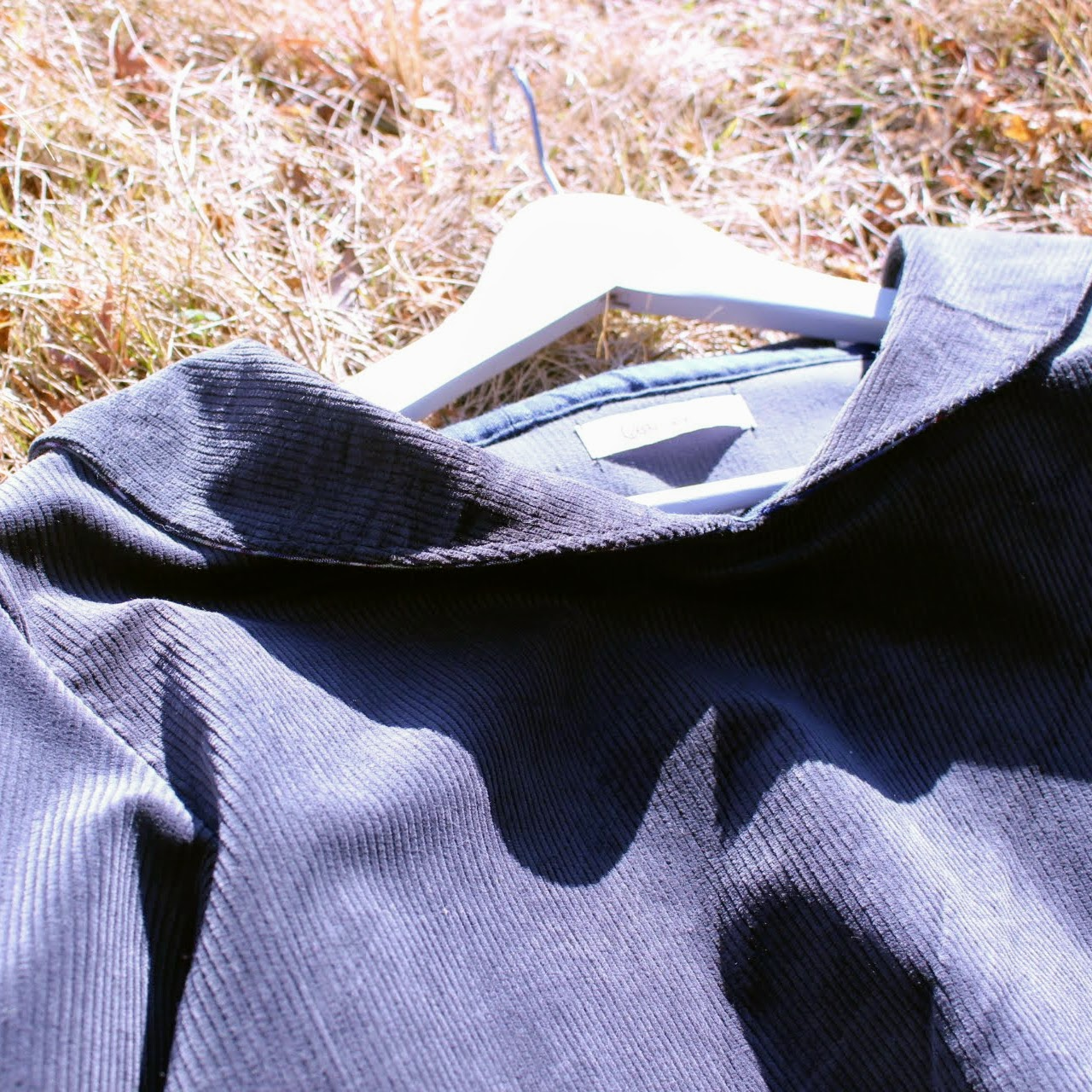コーデュロイのセーラープルオーバーは、綿素材。綿素材は、何がいいの?