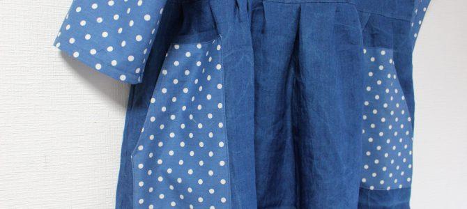 すごくブルーがきれいで、ブルーが好き。青が好き。そんな方にきて欲しい。